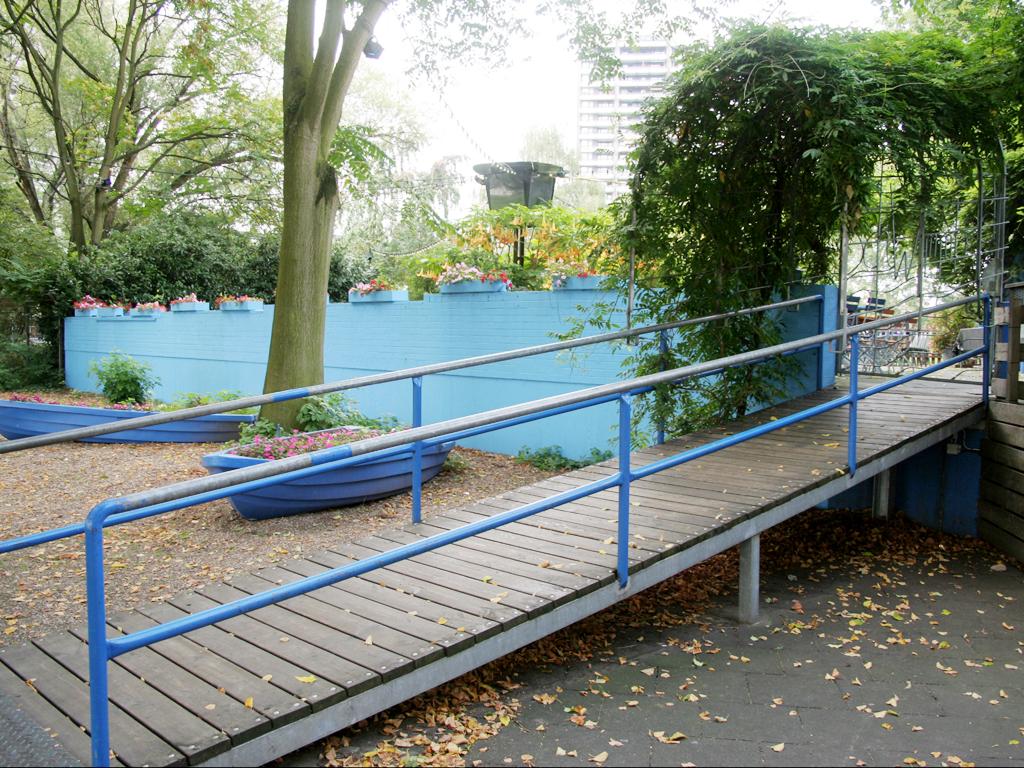 Schwimmbad Köln Biergarten